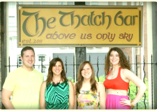 The SaraBozich.com Team: Jeff, Sara, Kelly, Tierney