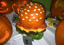Last year's overall winner - Home 231 Pumpkin Carving Contest