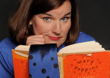 Portrait Session With Paula Poundstone