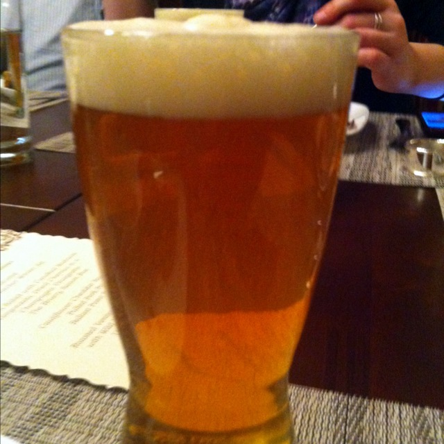 The highly rated Sculpin IPA.