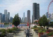Navy Pier, Chicago, Il. circa 2011