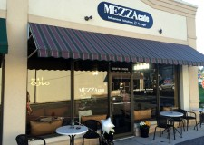 mezza cafe