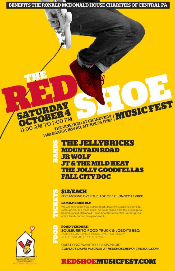 Red Shoe Music Fest 2014