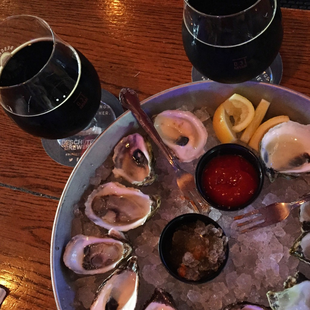 oysters brewhouse