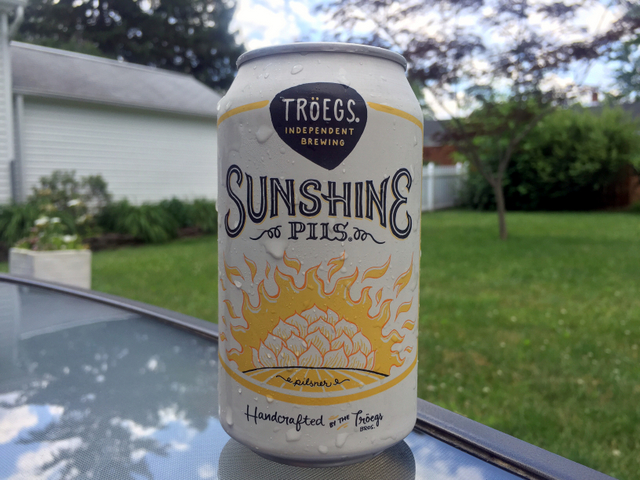 CANS troegs sunshine