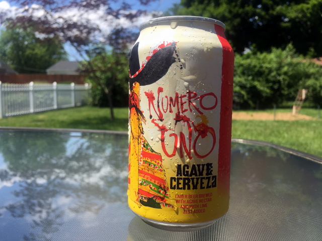CANS flying dog numero uno