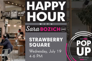 Pop-Up Happy Hour at Strawberry Square @ Strawberry Square | Harrisburg | Pennsylvania | United States