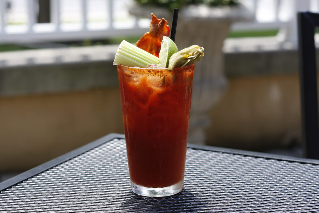 greystone brunch cocktail bloody mary