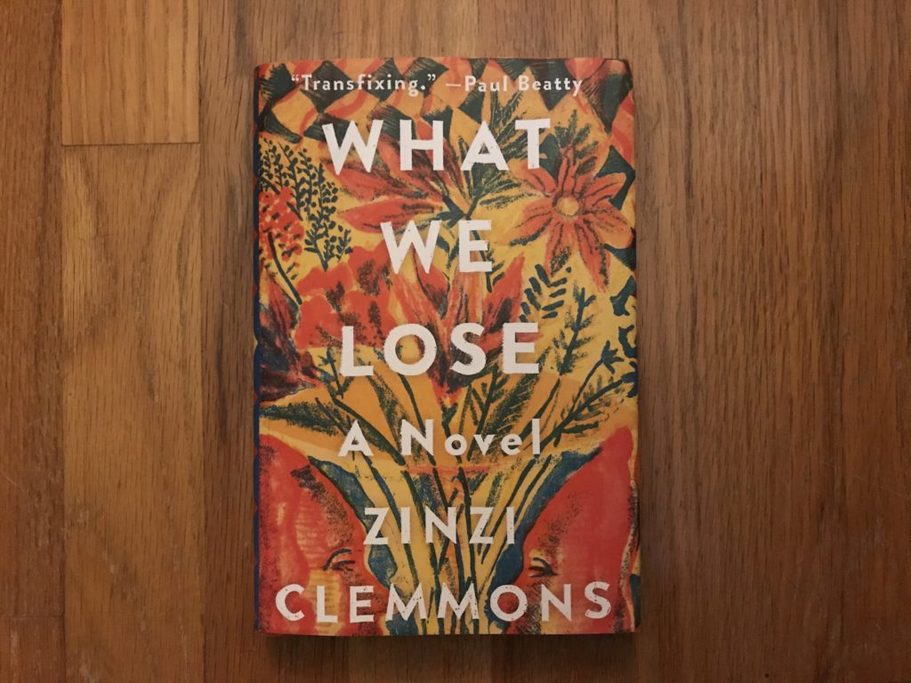 what we lose zinzi clemmons midtown scholar