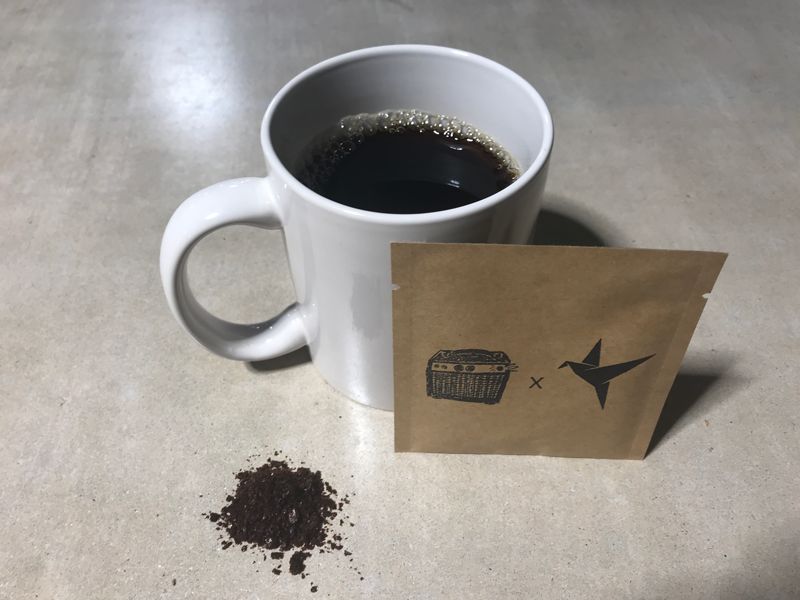 little amps freeze-dried coffee