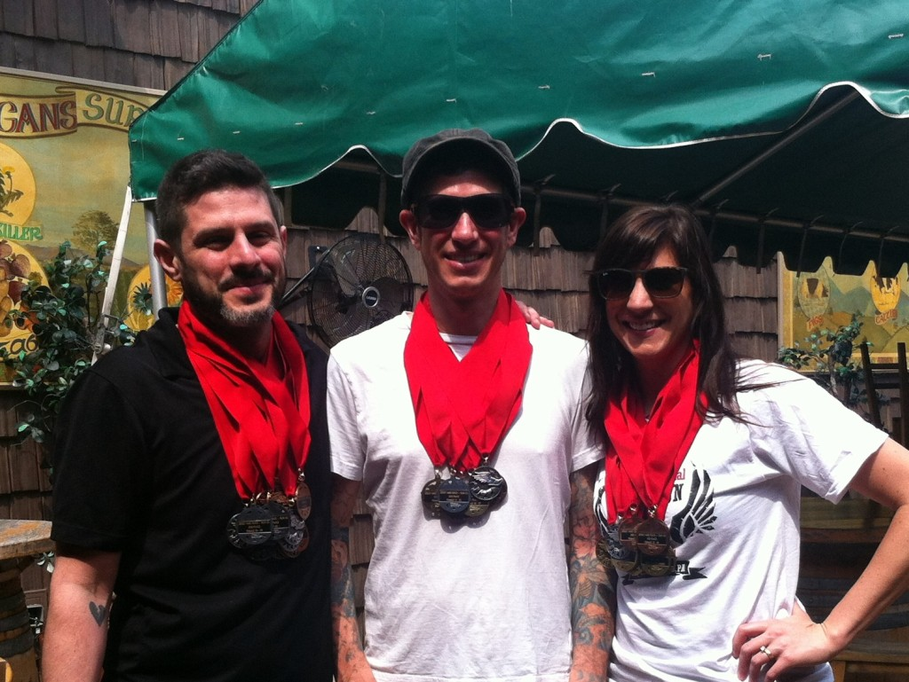You should register for this: jerseymikerun.com