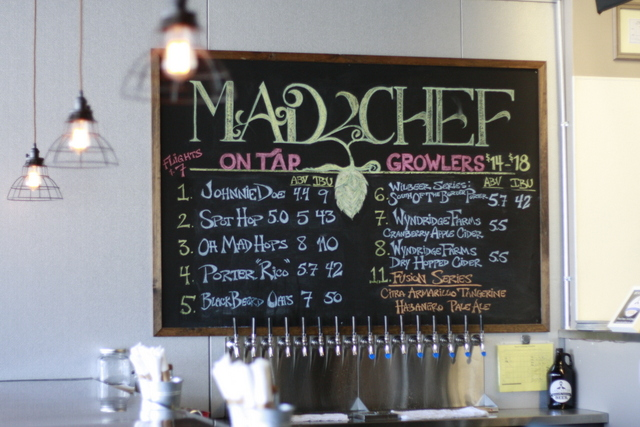 mad chef brewery