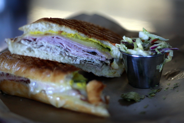 *AMAZING* Cuban Sandwich from Mad Chef Brewing in East Petersburg