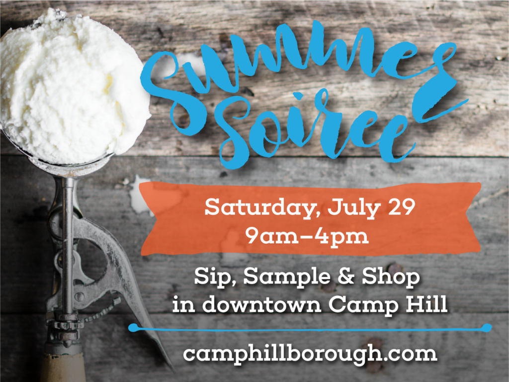 camp hill borough summer soiree