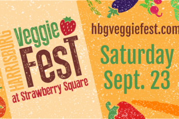 harrisburg veggiefest strawberry square
