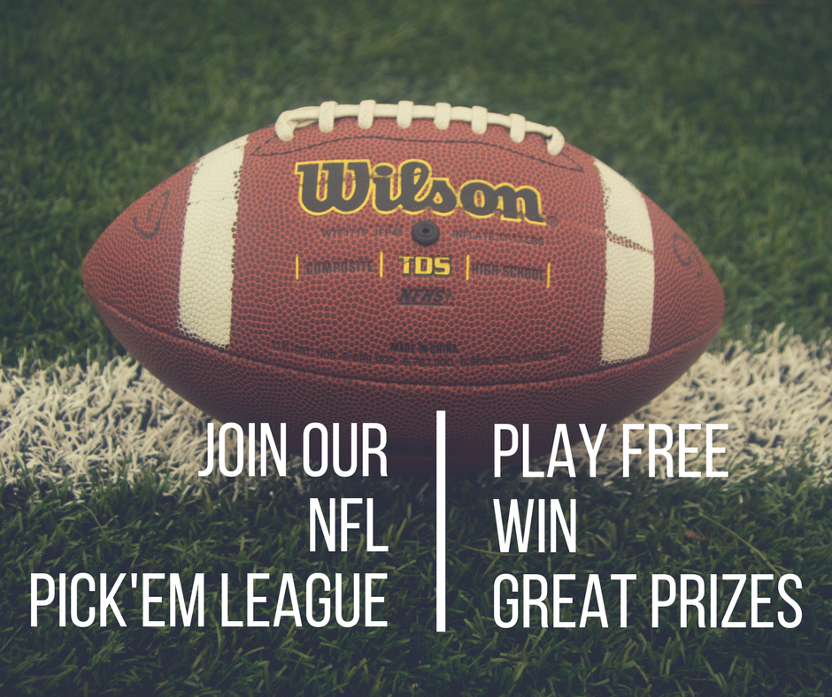 Join our FREE Football Pool, Win Prizes! - SaraBozich com