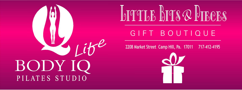 GIVEAWAY: Body IQ Life and Little Bits & Pieces Gift