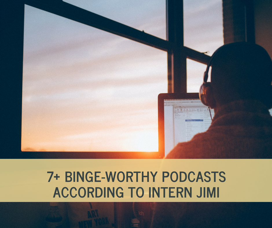 Jimi's Top Podcasts to Binge this Summer - SaraBozich com