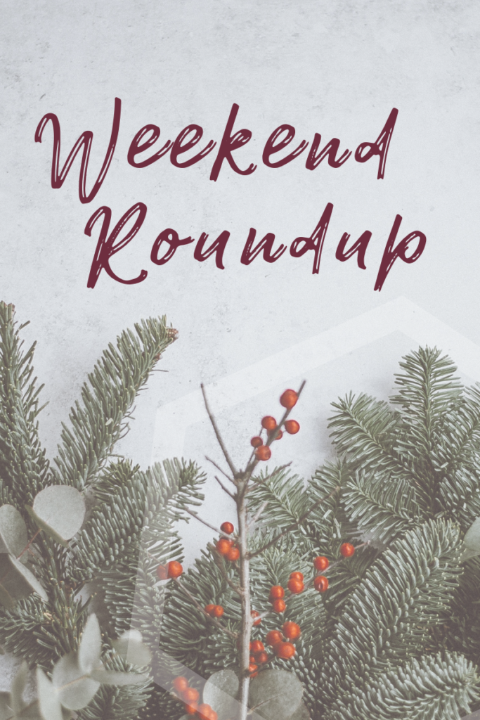weekend roundup holiday